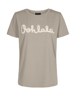 Freequent Simply Taupe T-shirt