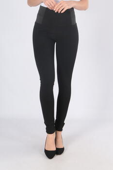 Svart leggings