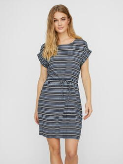 VERO MODA Sitta Night Sky Simply Easy Dress
