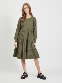 VILA Forest Night VIDONNA Dress