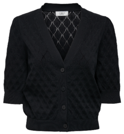 JDY Sort/Black Parker Cardigan