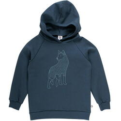 MÜSLI Midnight Wolf Sweat Hoodie