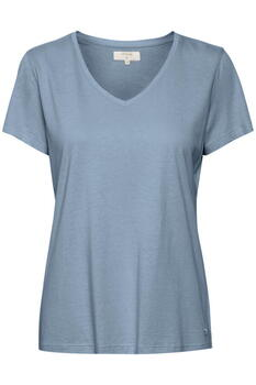 CREAM Dusty Blue Naia T-Shirt