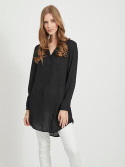 VILA Black/Sort VILUCY Tunic