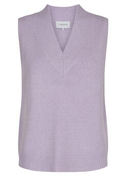 LIBERTÉ Light Purple Bibi Vest