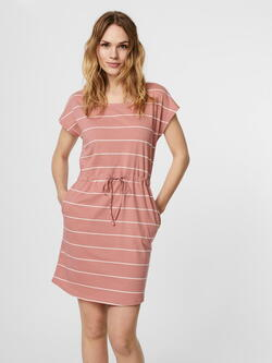 VERO MODA Yellow Banana Cream Rebecca Dress