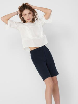 JDY Blå/Sky Captain Catia Shorts