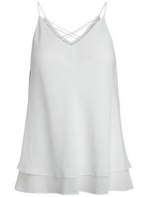 Pieces White / Cloud Dancer Kaysa Top