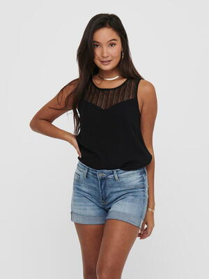 JDY  Black Summer Top