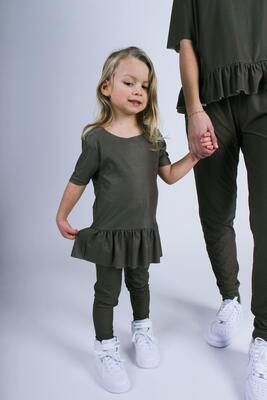 LIBERTÉ Army Alma KIDS Leggings