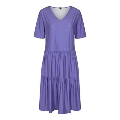 LIBERTÉ  Purple Alma Short Loose Kjole