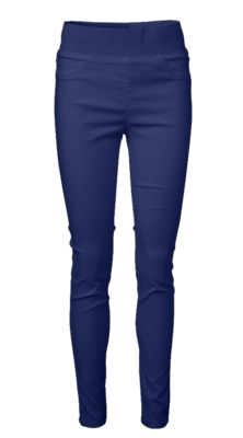Freequent Blue / Salute Shantal Pants