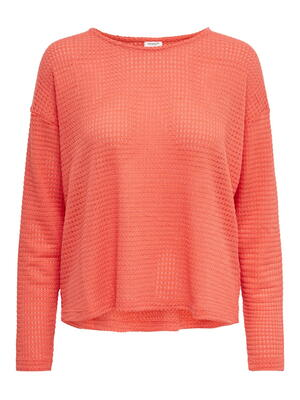 JDY Emberglow Lillo Knit Blouse