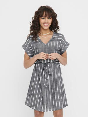 JDY Sky Captain Stribes Janine Dress
