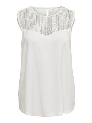 JDY  Cloud Dancer Summer Top