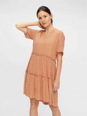 PIECES Sunburn Dots PCASTA Dress