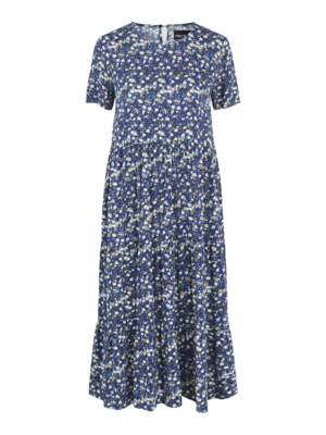 PIECES Martime Blue PCSASSI Dress