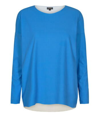 LIBERTÈ Sky Blue Alma Top