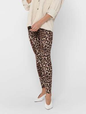 ONLY Black Leo ONLMAYA Leggings