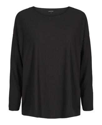 LIBERTÉ Sort Alma LS- Fleece Top