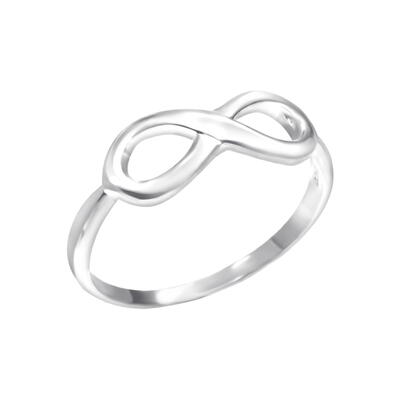 Ring Sterling Silver 925 Infinity
