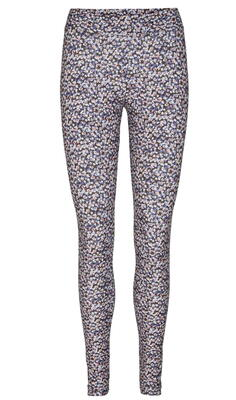 LIBERTÉ Purple Flower Alma Leggings